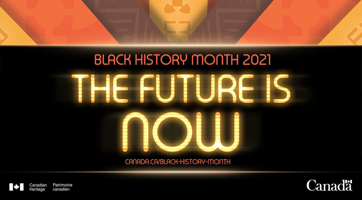 Black History Month 2021 – The Future is Now
